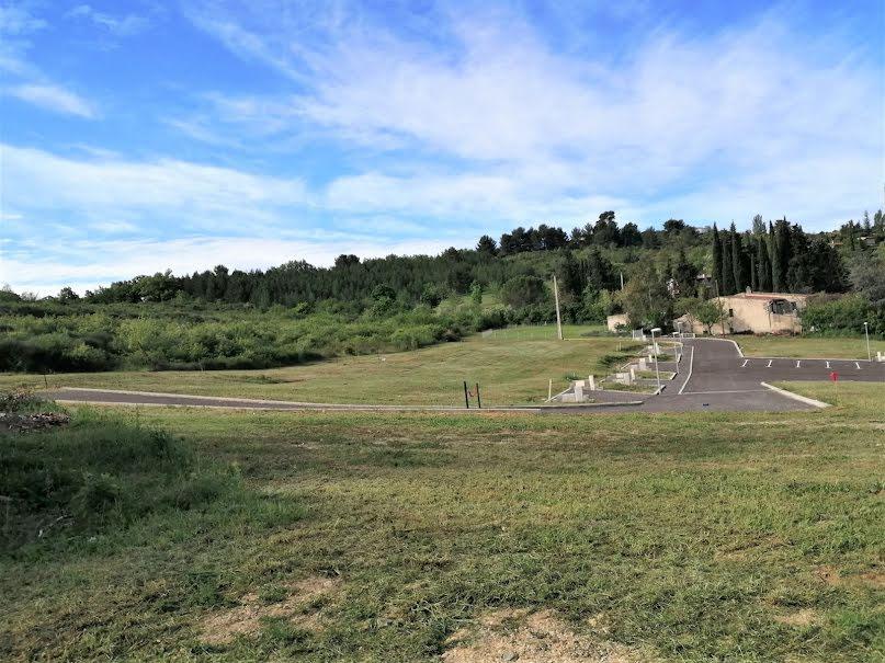 Vente terrain  492 m² à Manosque (04100), 121 000 €
