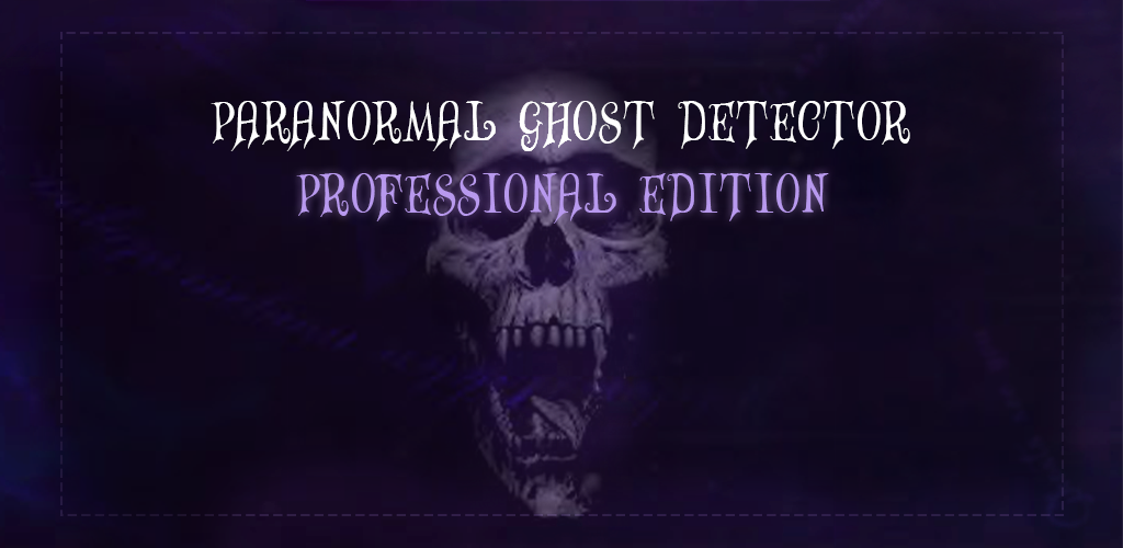 Paranormal Ghost Detector PRO APK Download com
