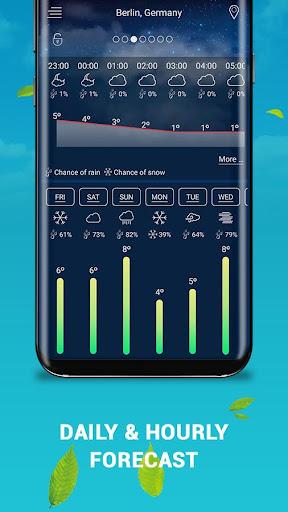 توقعات الطقس 2019 screenshot 4