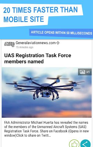 android Aviation news! Screenshot 6
