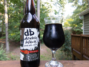 Photo: From The beer Cellar-Red Hook Double Black Stout