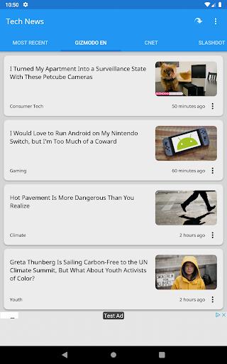Tech News 1.9.1 Screenshots 15