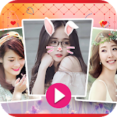 Video Slideshow Maker - Love Video Maker 360