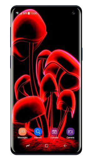 Red Wallpaper screenshots 3
