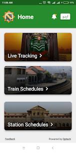 Pak Rail Live – Tracking app of Pakistan Railways 1.3.0 Android APK Mod 2