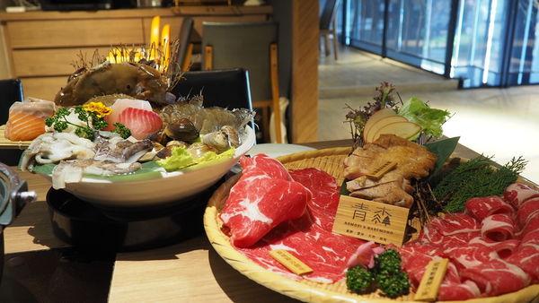 青森鍋物→→海鮮肉品新鮮/平價實惠/鍋物好去處