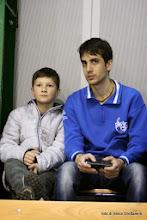 Photo: Goalie piccolo e Goalie grande.
