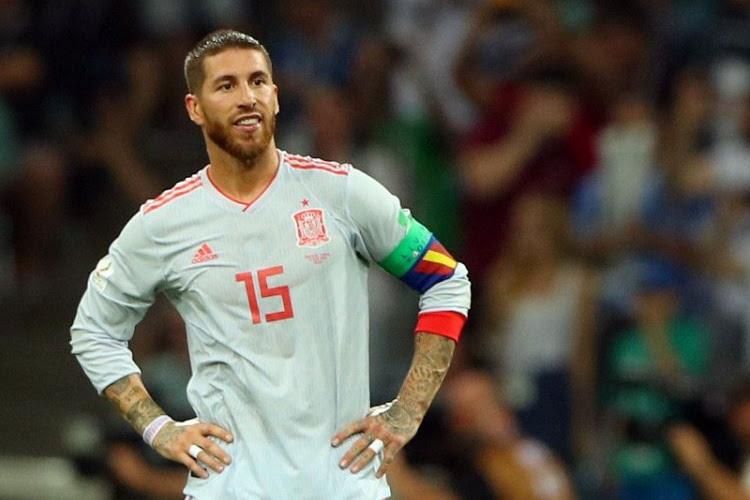 Sergio Ramos sur le point de battre un record