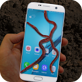 Earthworm in Phone Joke