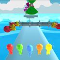 Fun Run  Aqua Race 3D Game icon