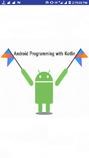 Programming with Kotlin - náhled