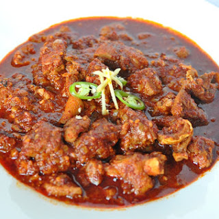 Laal Maans- A fiery Rajasthani Lamb Curry
