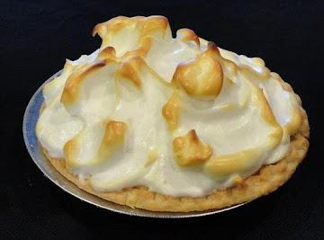 Bananas Foster Cream Pie Recipe
