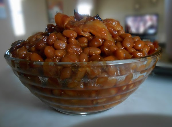 Decadent Baked Beans Recipe