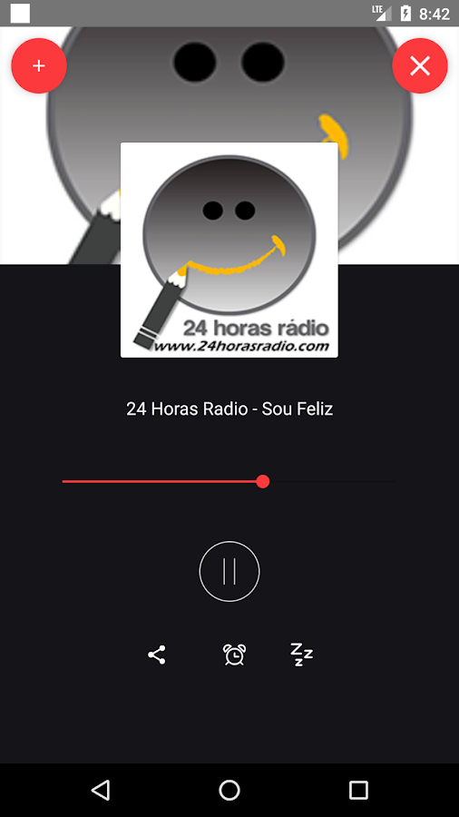 24 Horas Rádio- screenshot