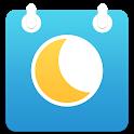 Moon Phase Calendar sync icon