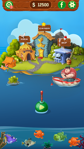 Larry: Fishing Quest u2013 Idle Fishing Game android2mod screenshots 1