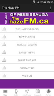The HazeFM- screenshot thumbnail