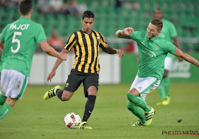 Officiel : Ronald Vargas a signé au KV Ostende