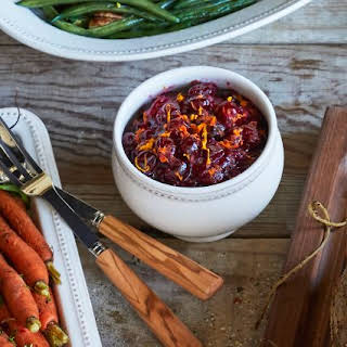 From-Scratch Cranberry Sauce.