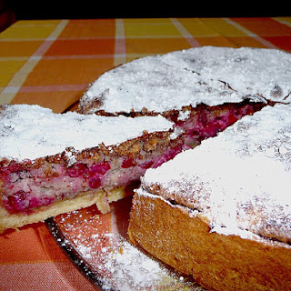 Swabian Red Currant Cake – Authentic German Cake