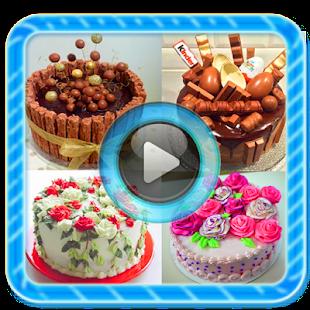Food art:Make cake decoration - náhled