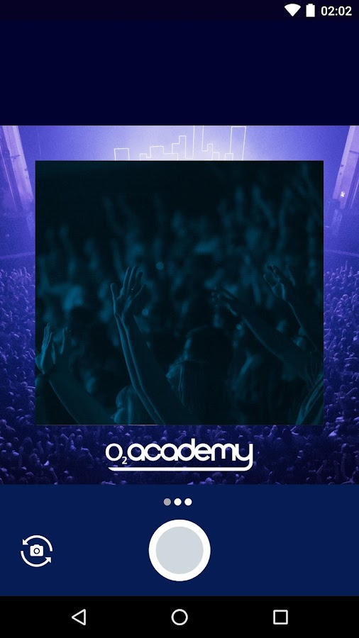 O2 Academy- screenshot