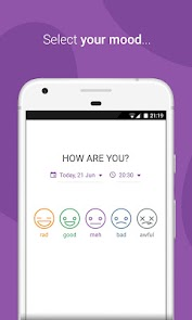 Daylio - Diary, Journal, Mood Tracker app (apk) free
