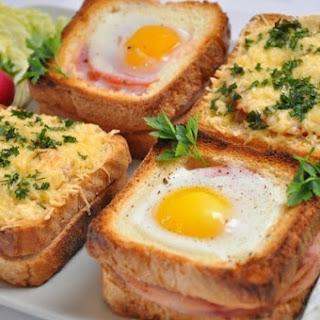Unusual and Delicious Sandwiches for Breakfast Recipe