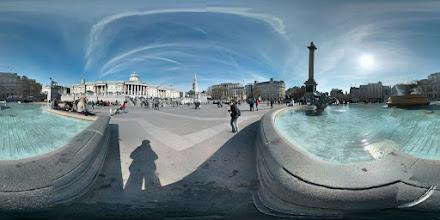 Photo: London - Trafalgar Square