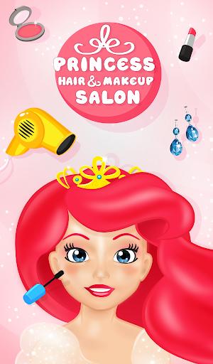 Princess Hair & Makeup Salon apktram screenshots 13