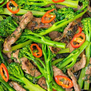 Fresh Coriander Beef Recipes