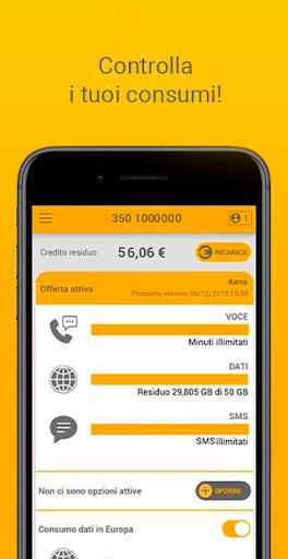 Kena Mobile modavailable screenshots 6