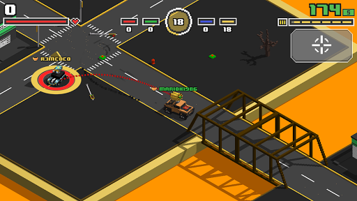 Smashy Road: Arena - screenshot