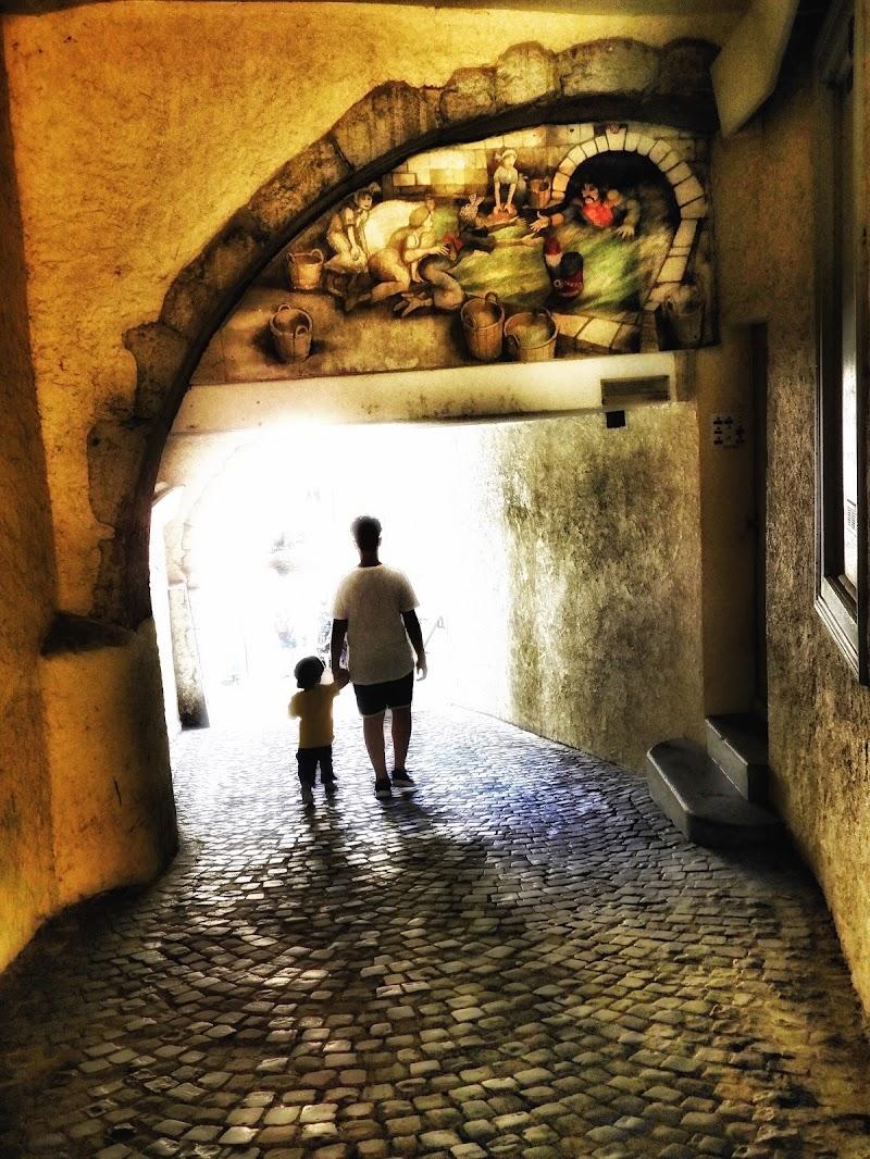 La luce in fondo al tunnel  di Capirizzo