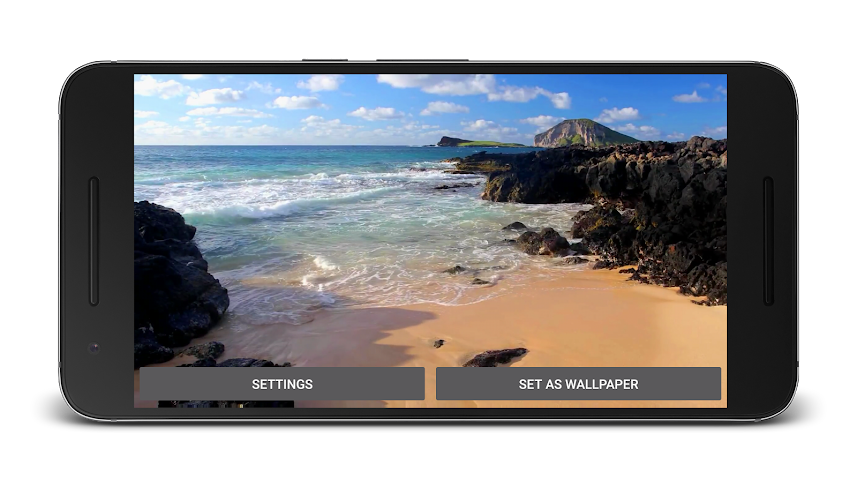 android Relax Video Live Wallpaper Screenshot 6