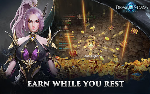 Mod Game Dragon Storm Fantasy for Android