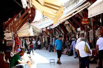 Photo: Day 104 - A Bazaar in the Sultanahmet Area