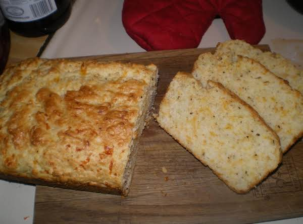 Pepper Cheese Quick Bread