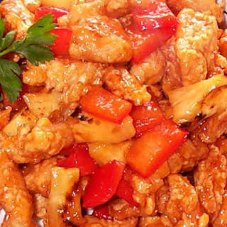 Sweet and Sour Chicken 2.