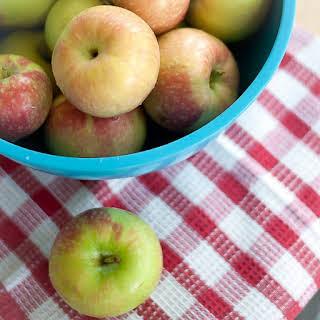 Easy Apple Crisp.
