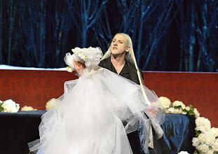 Photo: RUSALKA an der Wiener Staatsoper: Inszenierung Sven Eric Bechtolf. Premiere 26.1.2014. Günther Groissböck. Foto: Barbara Zeininger
