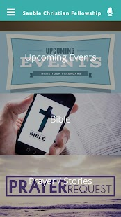 Sauble Christian Fellowship- screenshot thumbnail
