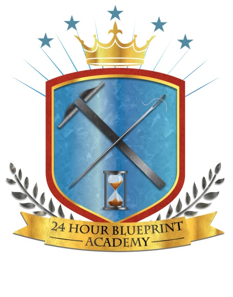 24 Hour Blueprint Academy Logo