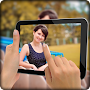Tablet HD Photo Frames APK icon
