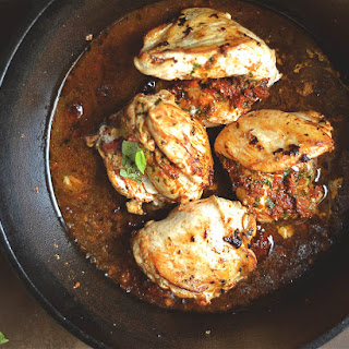 Balsamic Chicken With Sundried Tomatoes Recipes