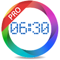 Reloj despertador PRO icon