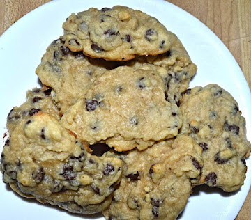 Simple Chocolate Chip Cookies Recipe