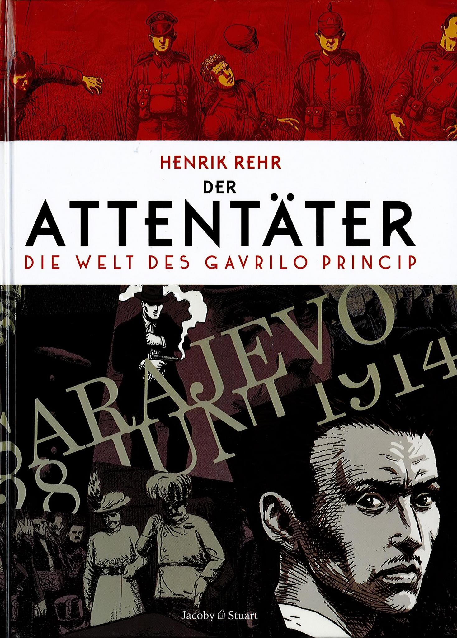Der Attentäter - Die Welt des Gavrilo Princip (2014)