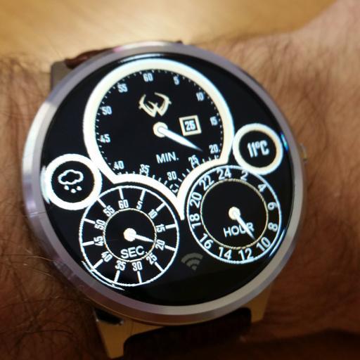 watchfaces 4 moto360 round